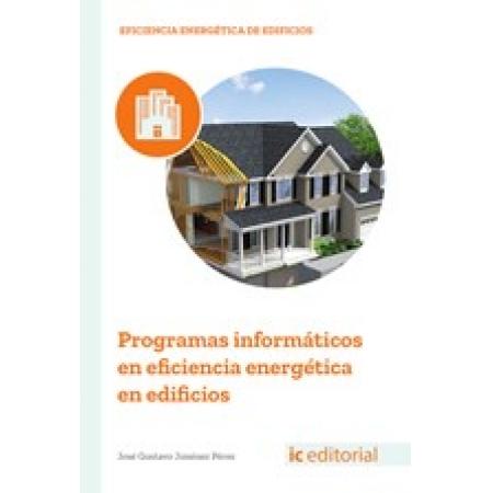 Programas informáticos en eficiencia energética en edificios