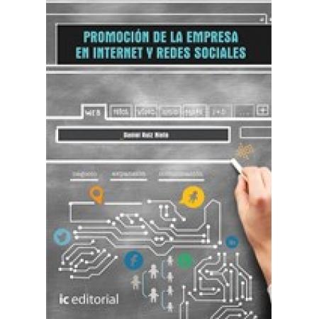Promoción de la empresa en internet y redes sociales