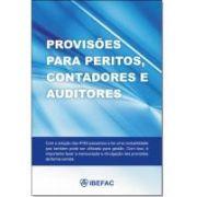 Provisões Para Peritos, Contadores e Auditores
