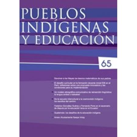 Pueblos Indígenas y Educación N. 65