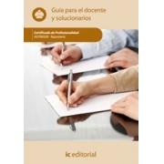 Repostería. HOTR0509 Guía para el docente y solucionarios