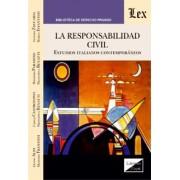 Responsabilidad civil. Estudios italianos contemporáneos