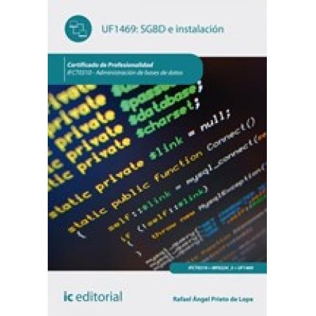 SGBD e instalación. IFCT0310 - Administración de bases de datos