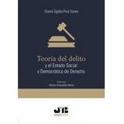 Teoría del delito y el estado social y democrático de derecho.