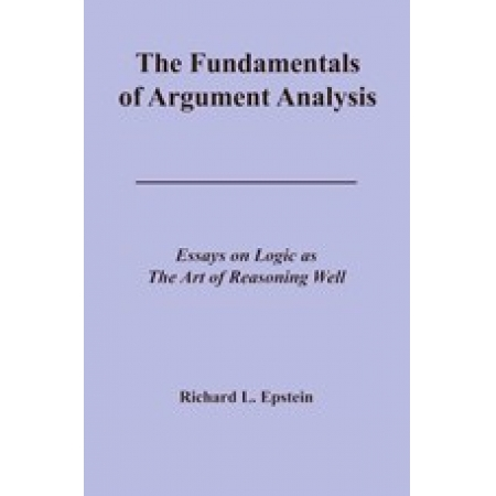 The Fundamentals of Argument Analysis