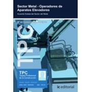 TPC Sector Metal - Operadores de aparatos elevadores
