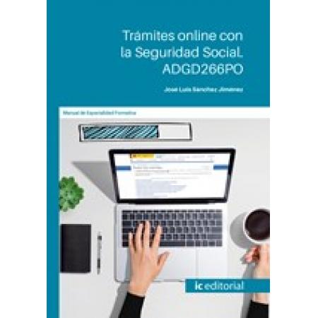 Trámites online con la Seguridad Social