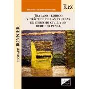 Tratado teórico práctico de las pruebas en
