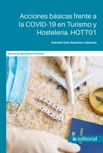 Acciones básicas frente a la COVID-19 en Turismo y Hostelería