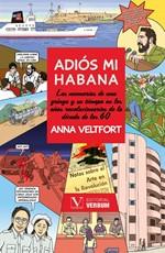 Adiós mi Habana (Rústica)
