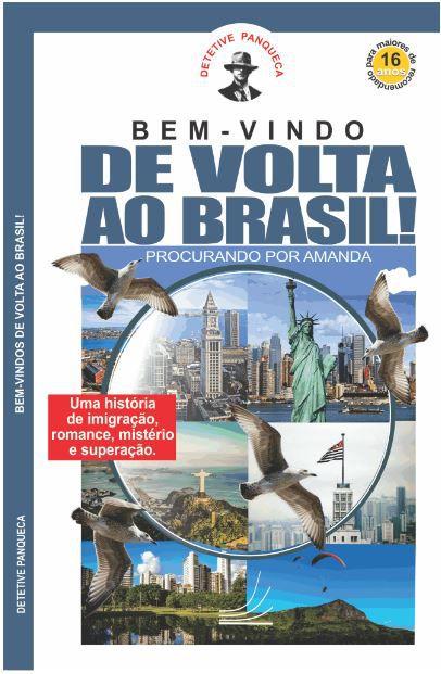 Bem-vindos de volta ao Brasil