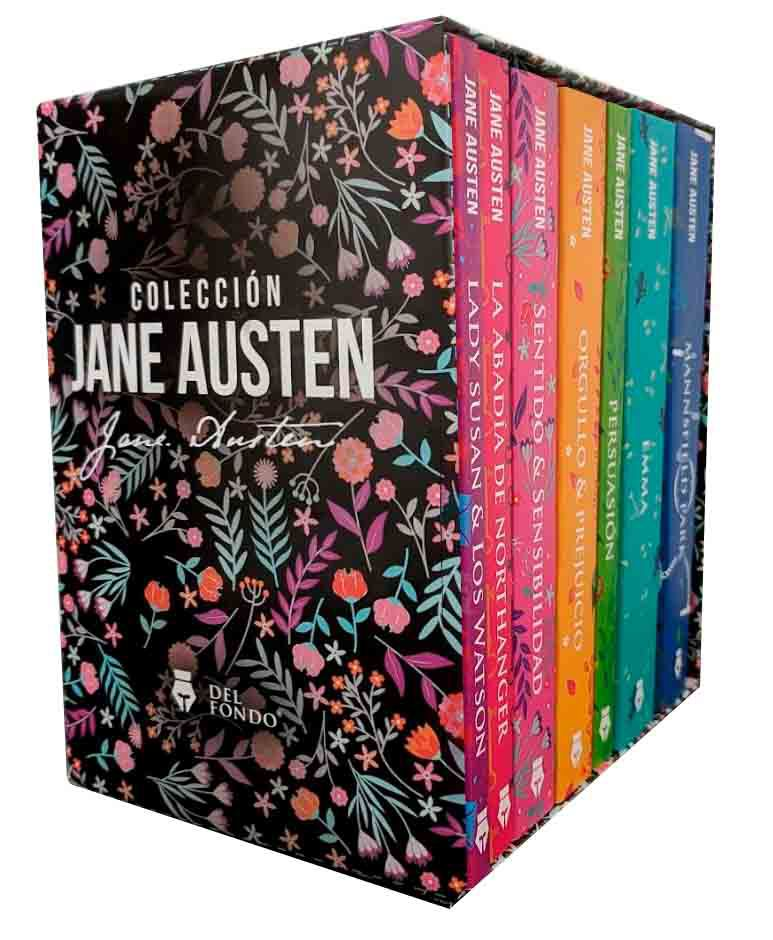 Caja Novelas Completas Jane Austen