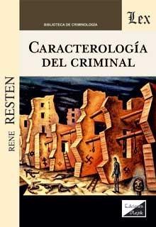 Caracterología del criminal