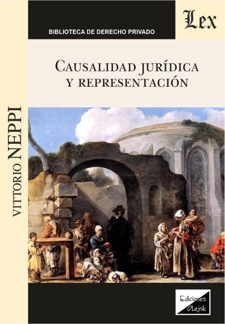 Causalidad juridica y representacion