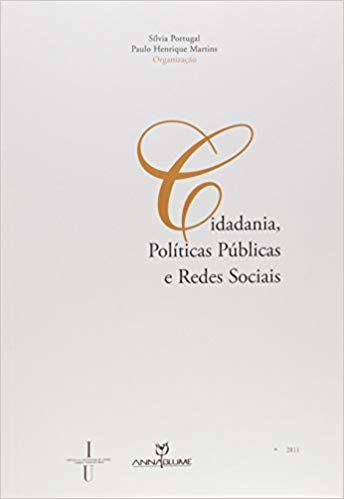 Cidadania Politicas Públicas e Redes Sociais