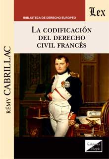 Codificación del derecho civil francés