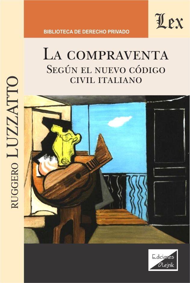 Compraventa según el nuevo código civil italiano