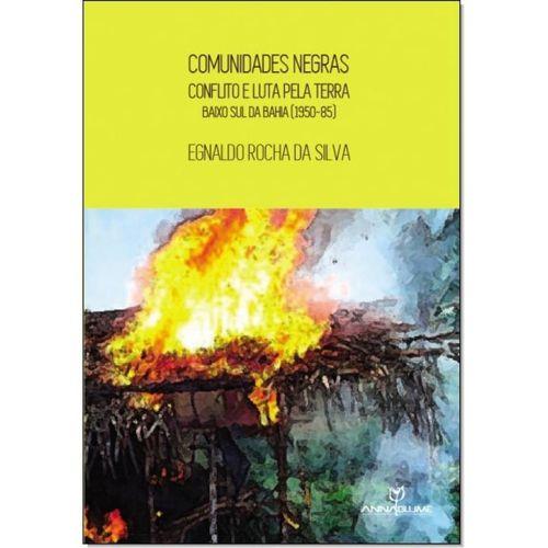 Comunidades negras : conflito e luta pela terra