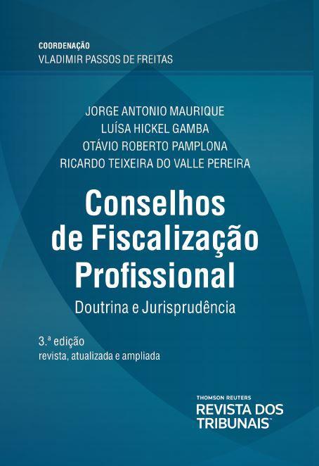 Conselhos de Fiscalização Profissional