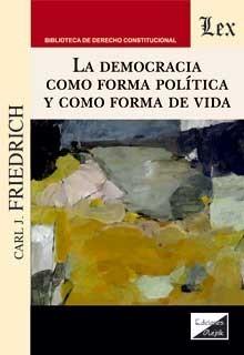 Democracia como forma política y como forma