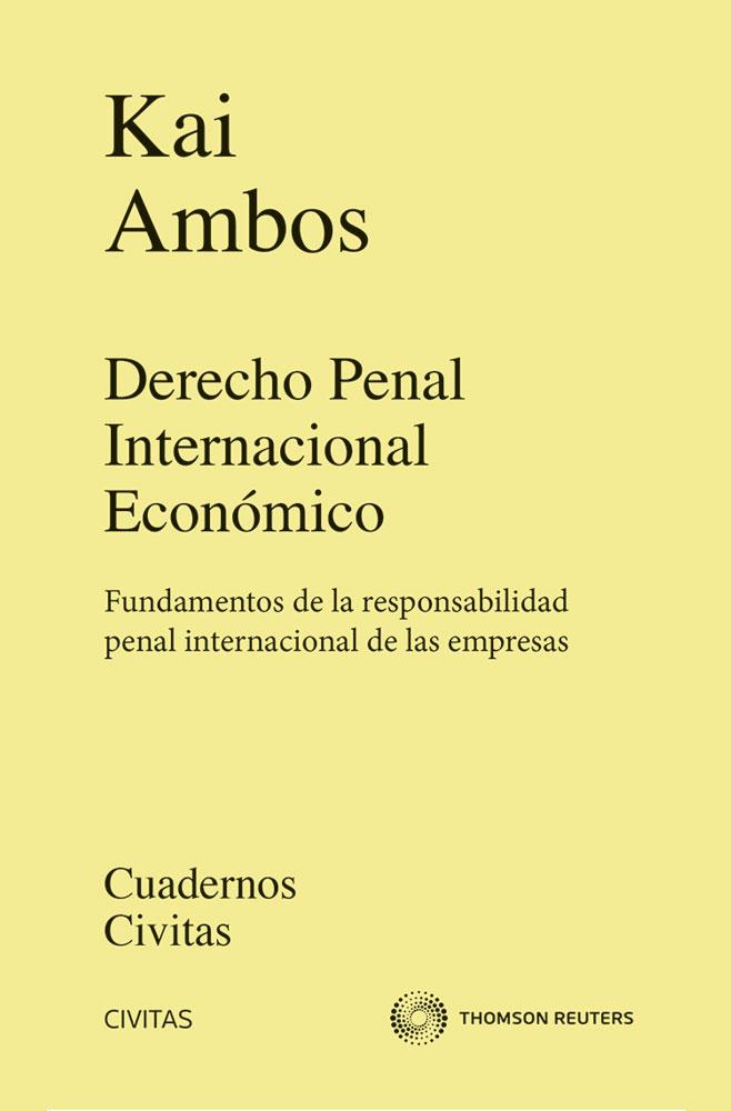 Derecho Penal Internacional  Económico