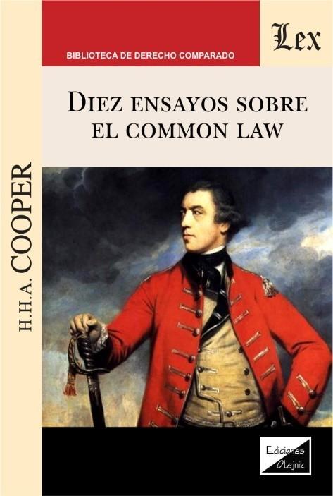 Diez ensayos sobre el Common Law