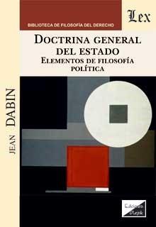Doctrina general del estado. Elementos