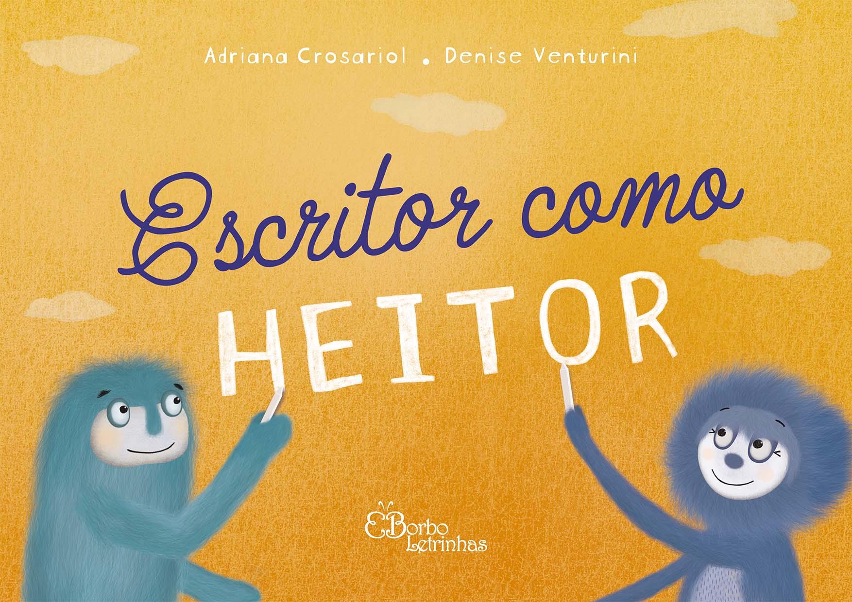 Escritor como Heitor