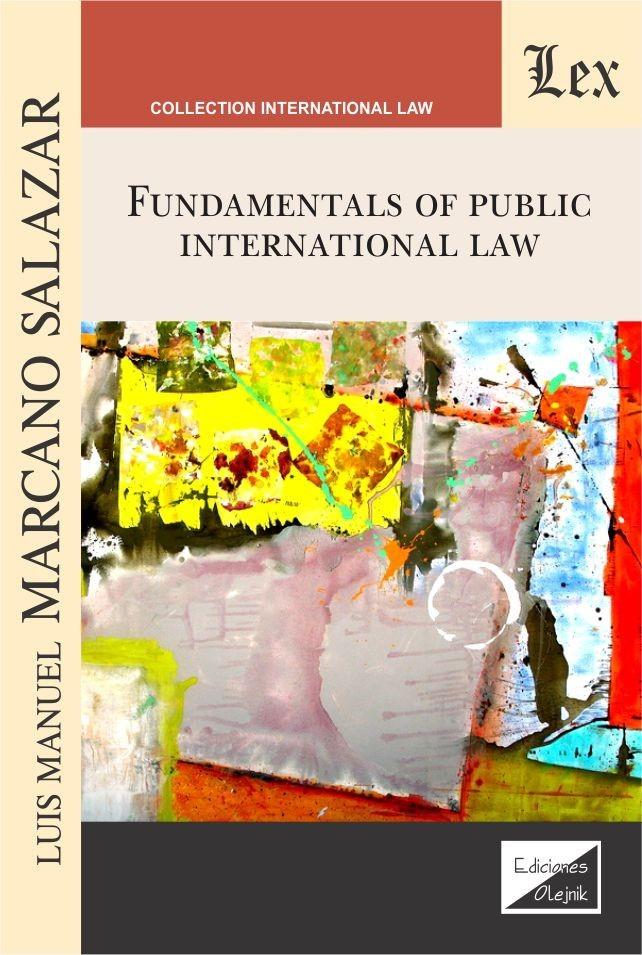 Fundamentals of public international law