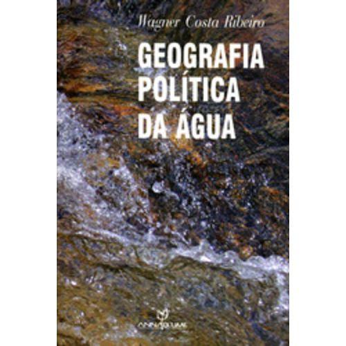 Geografia Política da Água