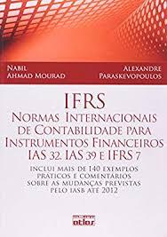 IFRS - Normas Internaionais de contabilidade para instruemtos financeiros