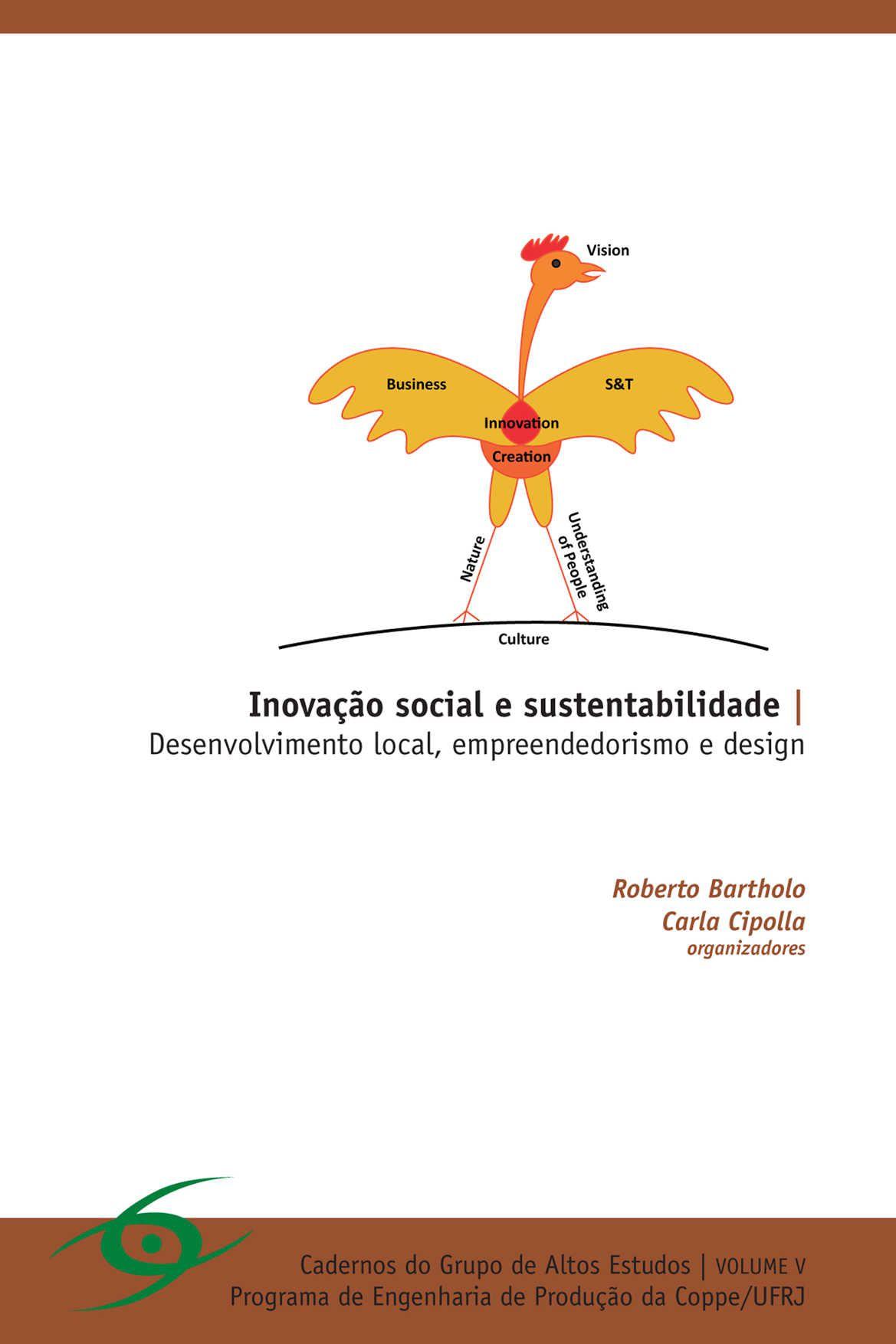 Inovação social e sustentabilidade: Desenvolvimento local, empreendedorismo e design