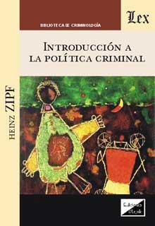 Introducción a la política criminal