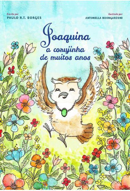 Joaquina a corujinha de muitos anos