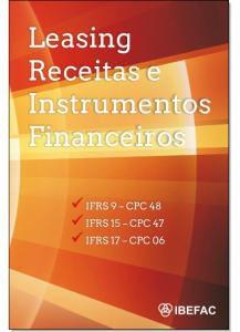 Leasing, Receitas e Instrumentos Financeiros