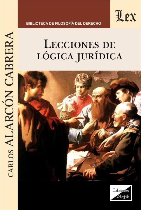 Lecciones de lógica juridica