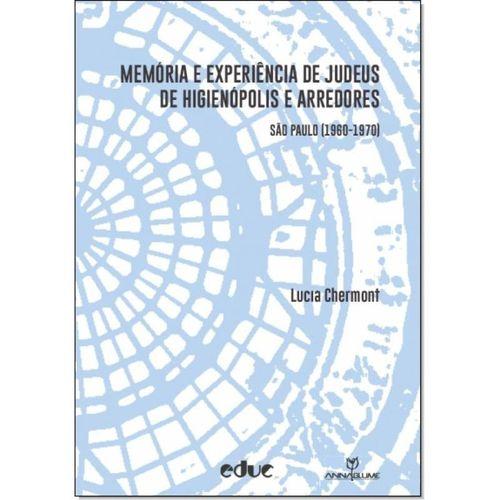 Memória e experiência de judeus de Higienópolis e arredores