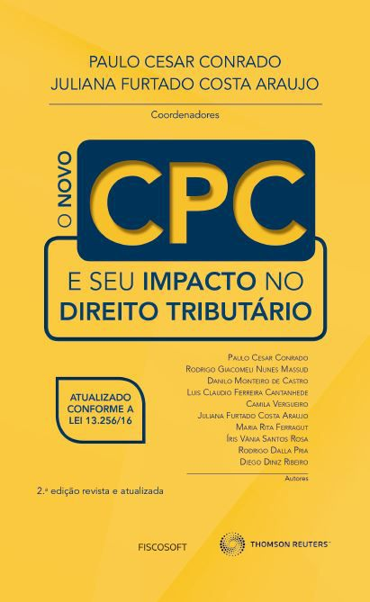 O novo CPC e seu impacto no direito tributário