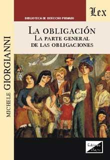 Obligacion, la