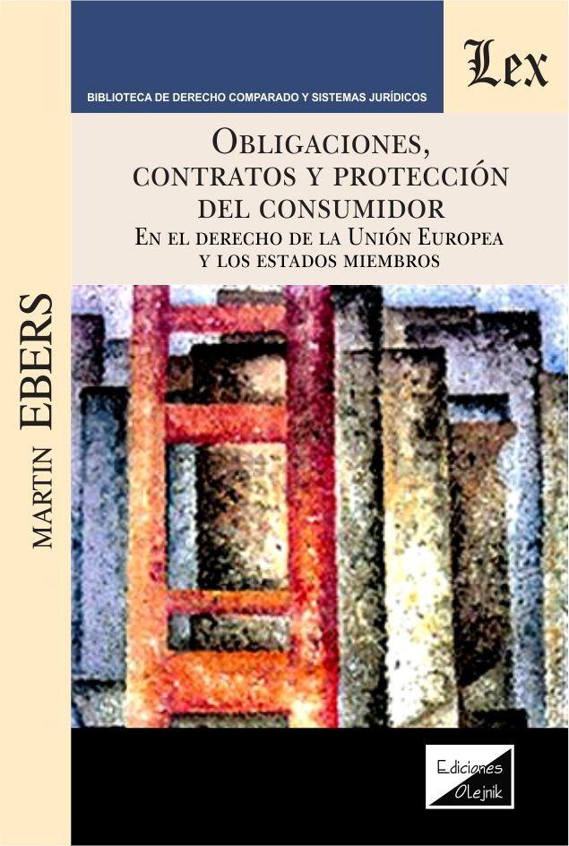 Obligaciones, contratos y protección del consumidor en el derecho de la unión europea y lo