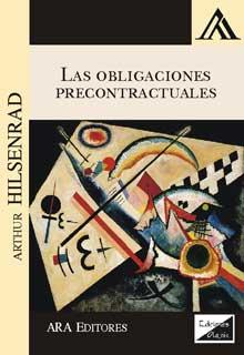 Obligaciones precontractuales, Las