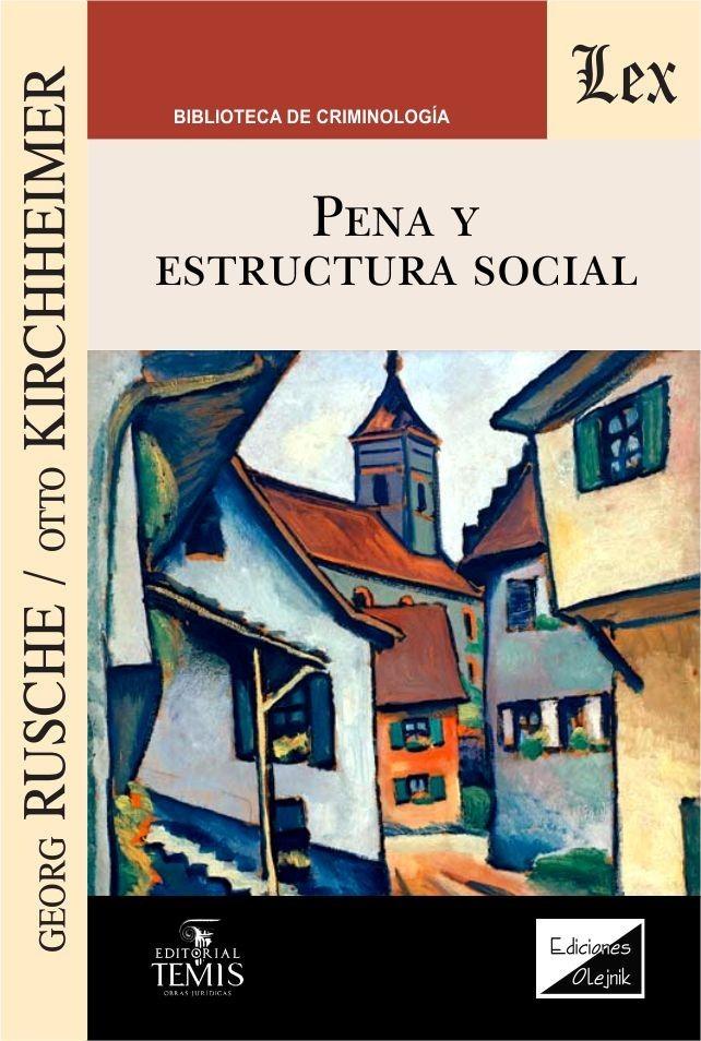 Pena y estructura social