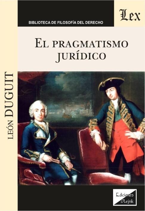Pragmatismo juridico