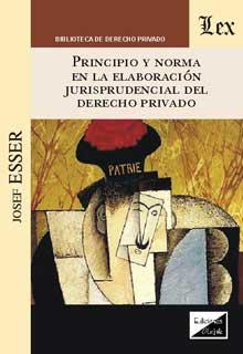 Principio y norma en la elaboración jurisprudencial