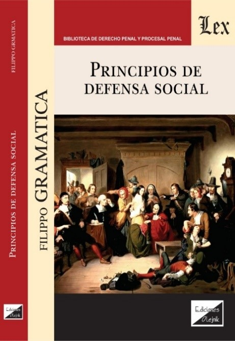 Principios de defensa social