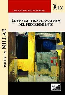 Principios formativos del procedimiento civil, los