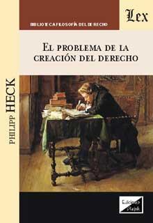 Problema de la creación del derecho