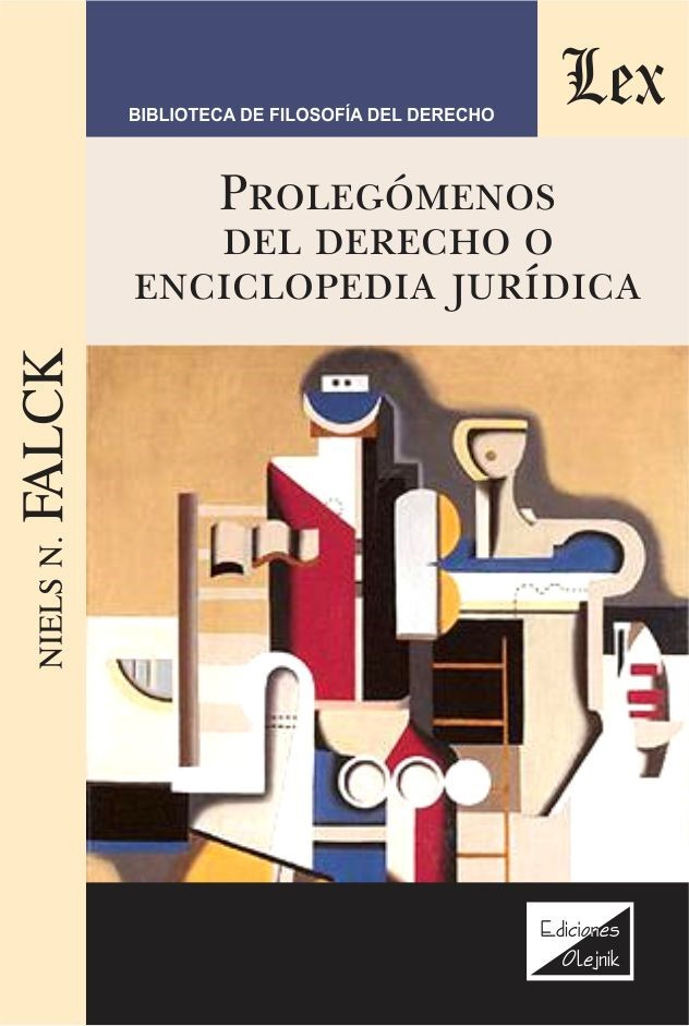Prolegómenos del derecho o enciclopedia