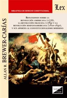 Reflexiones sobre la revolución americana