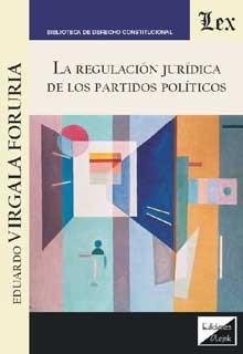 Regulacion juridica de los partidos politicos